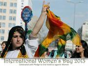 International Women's Day 2013 around the World