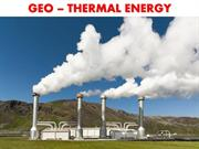 geo thermal energy nihumathulla. k.a