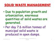 solid waste management nihumathulla. k.a