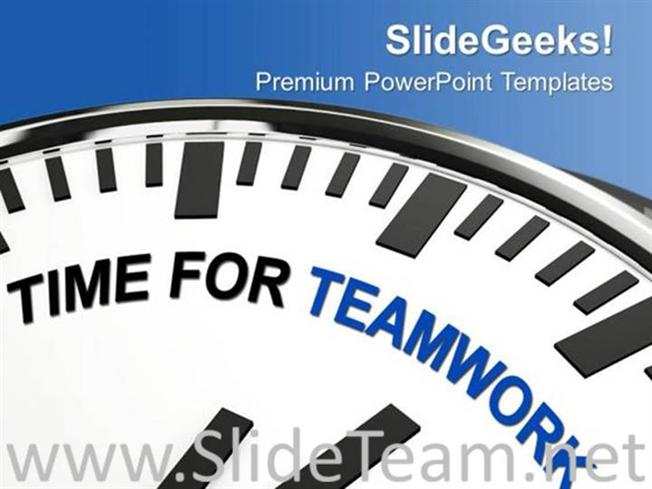 ENCOURAGE FOR TOGETHERNESS TEAMWORK POWERPOINT TEMPLATE-PowerPoint ...
