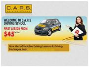 CARS Driving School Makes You Safe and Smart Driver