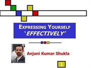 ATTITUDE makes all the difference - By Anjani Kumar Shukla