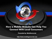 Mobile Website Connect With Social Customer Effectively