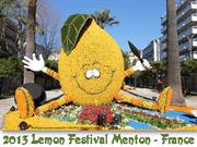2013 Lemon Festival - Menton FRANCE