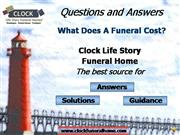 Burial Costs