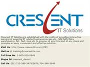 Crescent IT Solutions Received Valuable Testimonial on SAP MDM Course