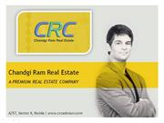real estate noida - chandgi ram real estate