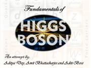 Presentation for higgs boson