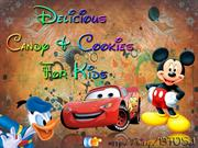 Delicious Candy & Cookies For Kids
