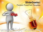 EMERGING NEW IDEAS BUSINESS INNOVATION POWERPOINT TEMPLATE