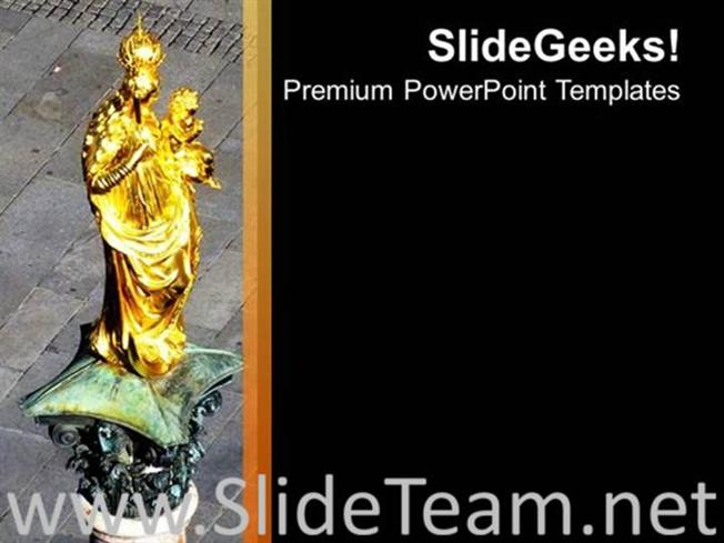 Ancient Theme Picture Background Powerpoint Template Powerpoint Template