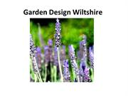 Know More About Garden Design Wiltshire