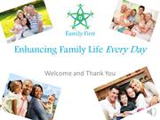FF Family Presentation Version 1