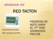 presentation by neets d gr8