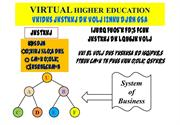 VIRTUAL HIGHER EDUCATION