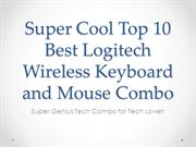 Top 10 Best Wireless Keyboard Mouse Combo for Gaming Mac and PC