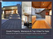 Real  Estate  Investment  in  Greece