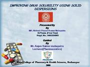 Improving solubility of norfloxacin