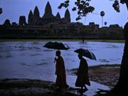 Photographer Steve McCurry Galleries Angkor Wat