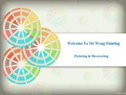 MrWong Painting | Painting and decorating Sydney