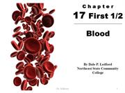 Chapter 17 Blood