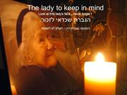 The lady to keep in mind - Sendler