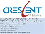 Crescent IT Solutions Received Valuable Feedback