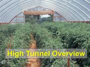 High Tunnel Overview