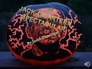 Jack-o-lantern Spectacular by Jacob