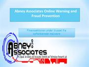 Abney Associates Online Warning and Fraud Prevention