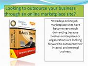 Odesk Clone Script the Best Marketplace Platform