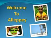 Overview of city Alleppey