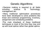 11Genetic Algorithms-1-AU-Mphil