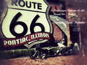 Historique Vintage of old Route 66 _ Part 4 _ by Anais_Hanahis