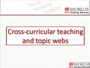 Module 4 Task 1 Cross-curricular teaching and topic webs
