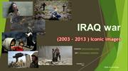 IRAQ war (2003-2013)