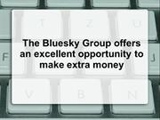 The Bluesky Group offers an excellent opportunity to make extra money