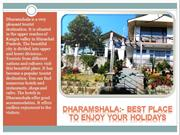 Enjoy Your Holidays in Himachal Pradesh
