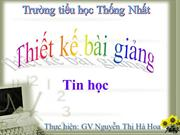 VI SAO PHAI TAP GO MUOI NGON- tin hc 2