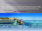 Western Australia Tourist Information and Attractions