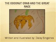 The Coconut crab and the Great Race