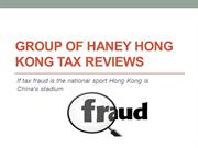 If tax fraud is the national sport Hong Kong is China's stadium