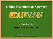 Online Examination Software eduexam