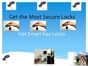 Benefits of Smart Key Locks
