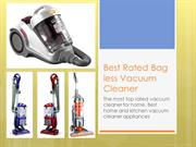 Family Best Bagless Vacuum Cleaner 2012 Top 10 Bagless Stick Vacuum