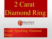 2 Carat Diamond Ring