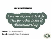 Live An Active Lifestyle Free From The Cares Of Homeownership