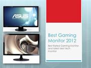 Best Gaming Monitor Top Family Entertainment Gaming Monitor