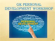 GK Personal Development Workshop_Test1