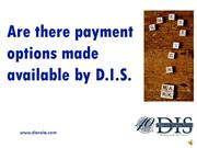 Payment Options and Terms from Diagnostic Imaging Services